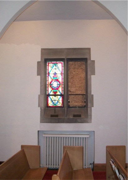 Aisle window