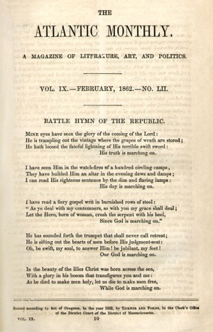 """Battle Hymn of the Republic"""