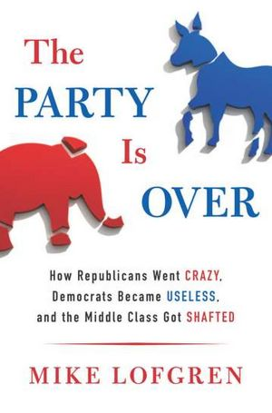 The Party Is Over book cover