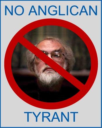 No Anglican Tyrant