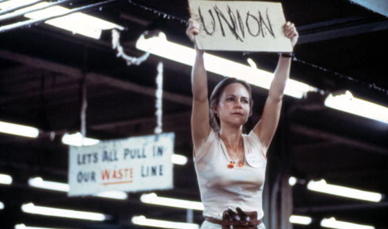 Sally Field as Norma Rae Webster