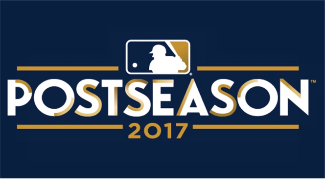 "MLB logo for the ""Postseason"""