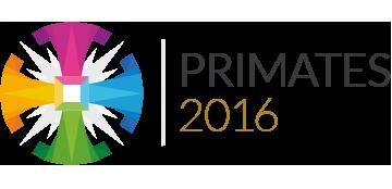 Primates 2016 logo