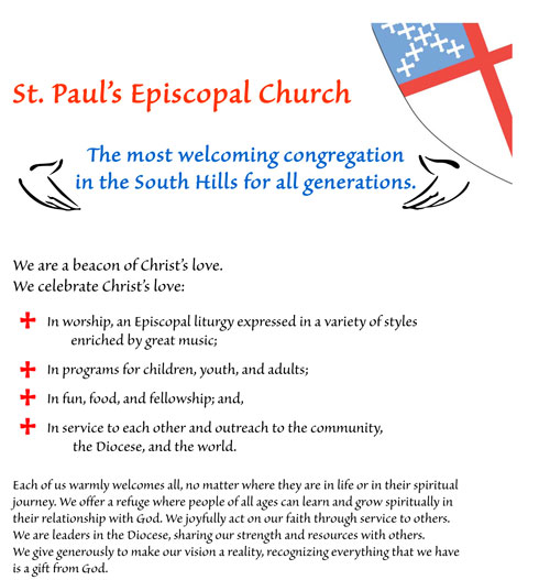 St. Paul's mission statement