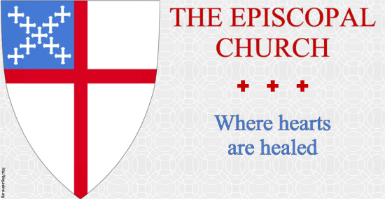 The Episcopal Church: Where hearts are healed