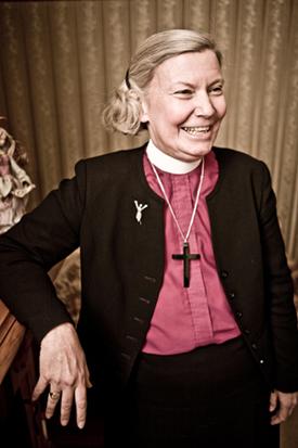 Bishop Victoria Matthews