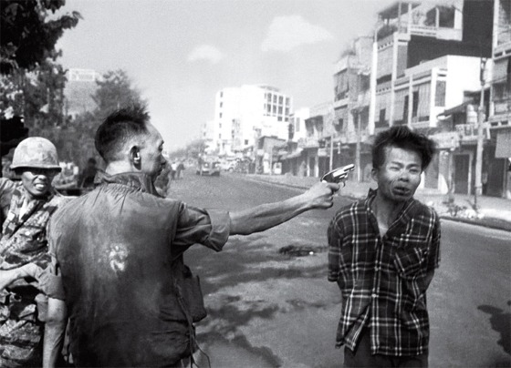 Execution on Saigon street