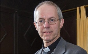 Archbishop of Canterbury Justin Welby
