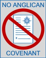 No Anglican Covenant logo